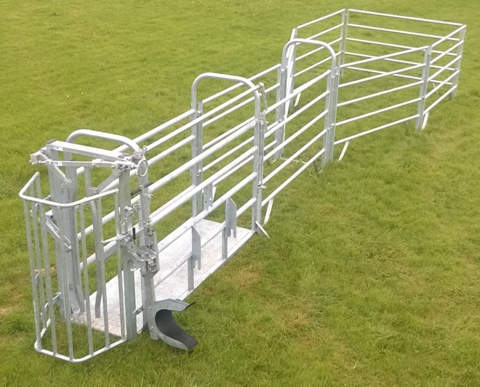 Calf Creep Feeder Gate Ranger Gate Company Econoline Creep