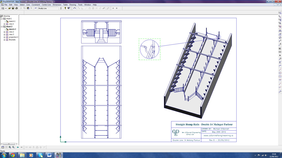 Design And Planning Welcome To O Donnell Engineering