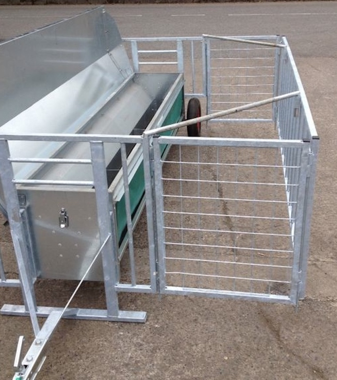 creep rancher stores product beatty double towable feeders sided feeder sheep lamb for side